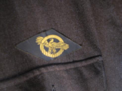 Patch 75th US army WW2 eBay