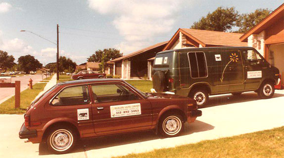 Phantom vehicles 1980a in Austin